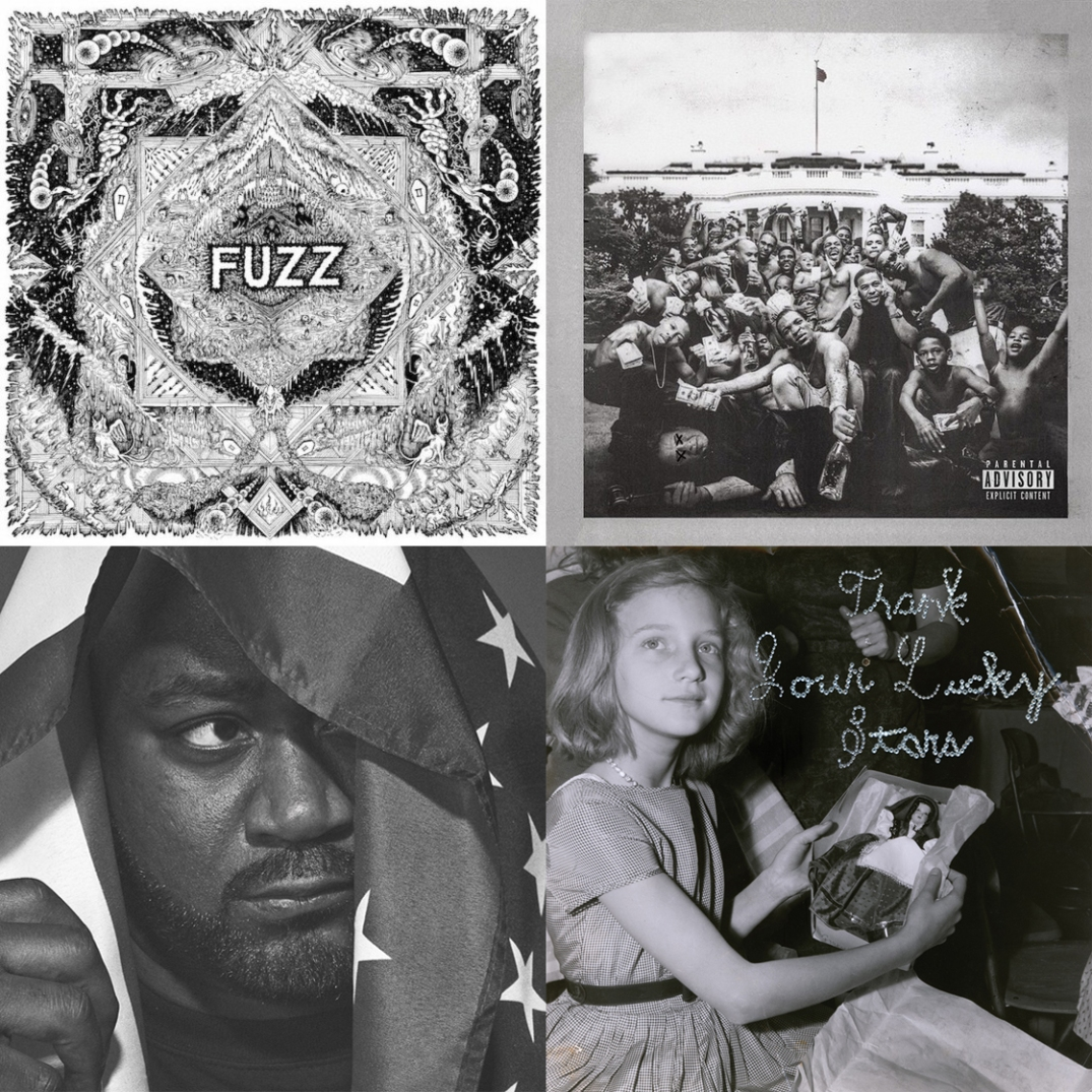 New Music Friday and New Vinyl