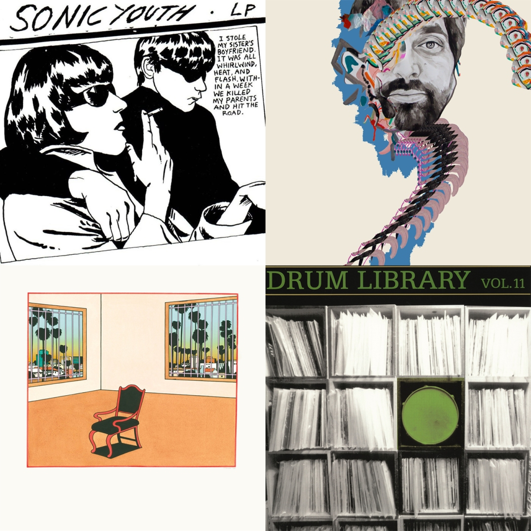 Killer indie, iconic art rock, and loads of break beats in this week